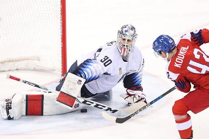 Hokej na lodzie mężczyzn