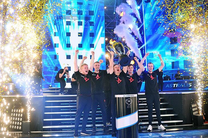 IEM Katowice 2019 Finał CS:GO - Astralis - ENCE eSport