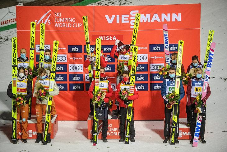 Puchar Świata w Skokach Narciarskich w Wiśle Konkurs Drużynowy