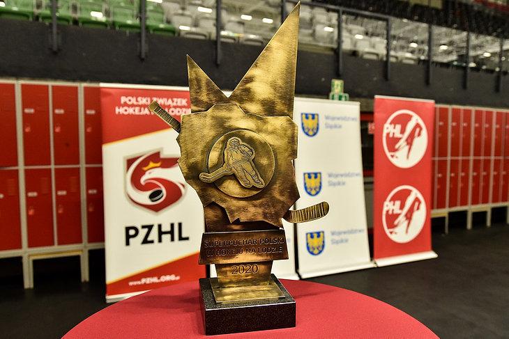 Superpuchar Polski 2020: GKS Tychy - JKH GKS Jastrzębie