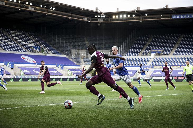 RC Strasbourg - PSG