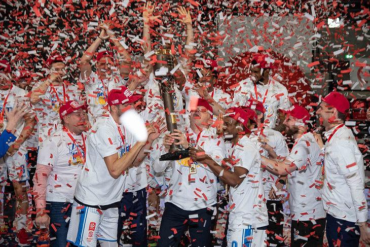 Arged BM Slam Stal Ostrów Wielkopolski - Enea Zastal Zielona Góra