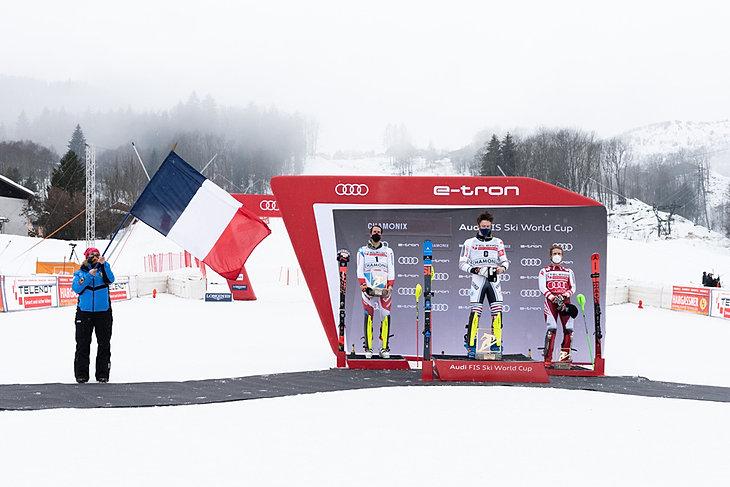 Slalom alpejskiego Pucharu Świata w Chamonix