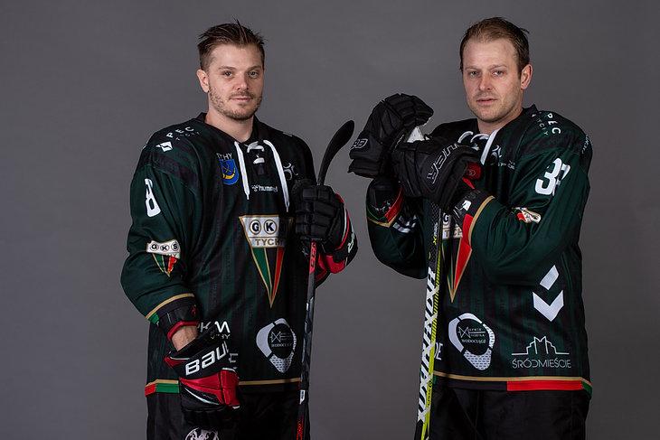 Bracia Alex i Paul Szczechura razem w GKS Tychy