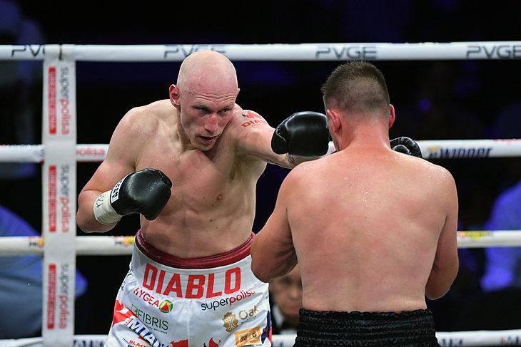 Boxing Night 16