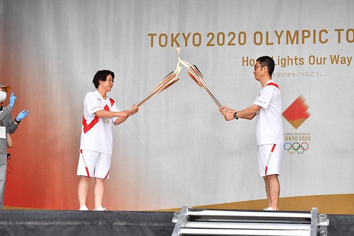 Wystartowała sztafeta z ogniem olimpijskim